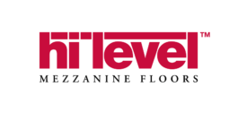 Hi-Level Mezzanine Floors Corporate Identity