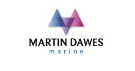 Martin Dawes Marine Corporate Identity