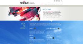 Toplevel Website